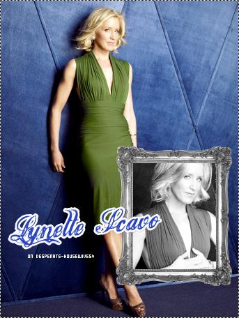 Lynette  Scavo { Décorαtion . Texte . Picture }