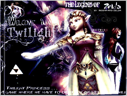 """Twilight Princess...A game where we have to destroy or help the Twilight ."""