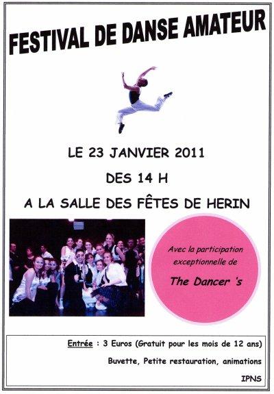 Festival de danse amateur Arts en Mouvement