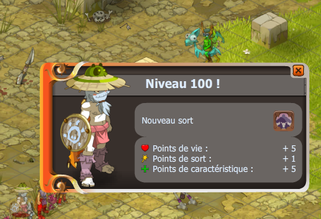 Up 100 !
