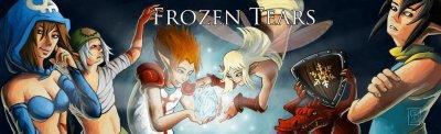 Blagounette du soir + Frozen Tears Chapitre 6