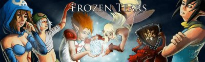 Coucou tout le monde ! Frozen Tears Chapitre 8