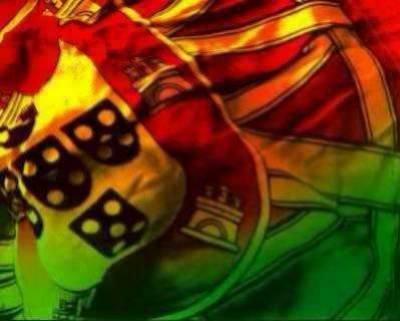 ....Portugal é nossa terra, a mais bella com certeza.....