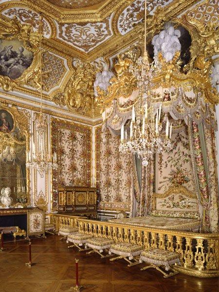 Suite des photos du château de VERSAILLES