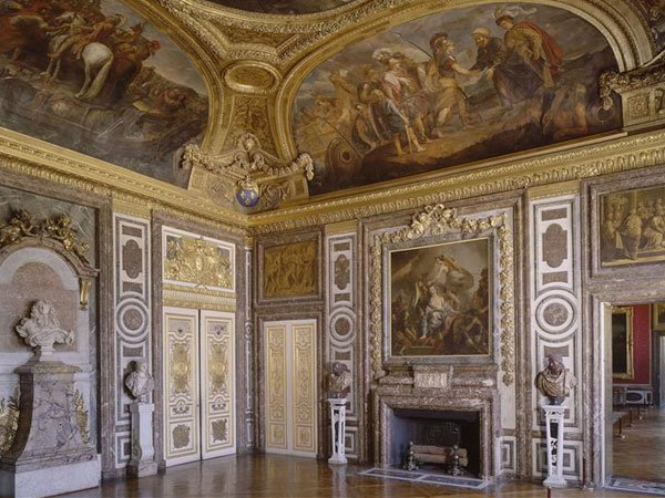 Suite des photos du château de VERSAILLES 2