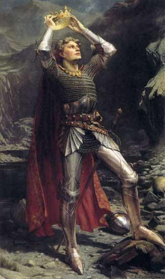 L'histoire du Roi Arthur