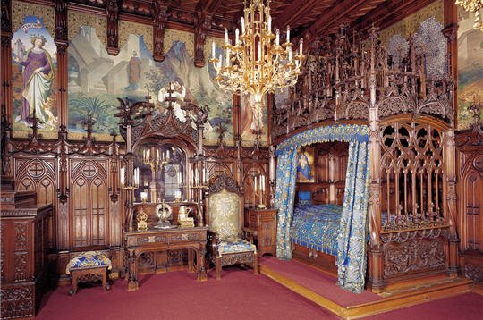 Quelques photos du château de Neuschwanstein