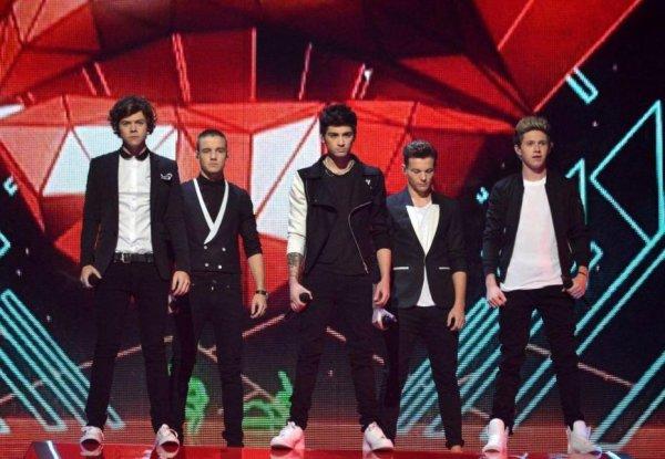 NRJ Music Awards 2014 - 1D !! ♥