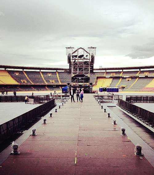 Photos!! SOUNDCHECK WWAT