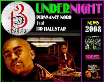 MORCEAU : 13D Hall Star - Undernight