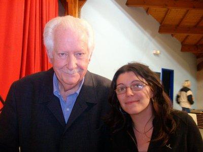"""Isabelle Alexandra;soirée avec Pierre Bellemar,film """"Le plombier atmosphérique"""" avec Jean-Claude Dreyfus,rencontre avec Florent Pagny."""