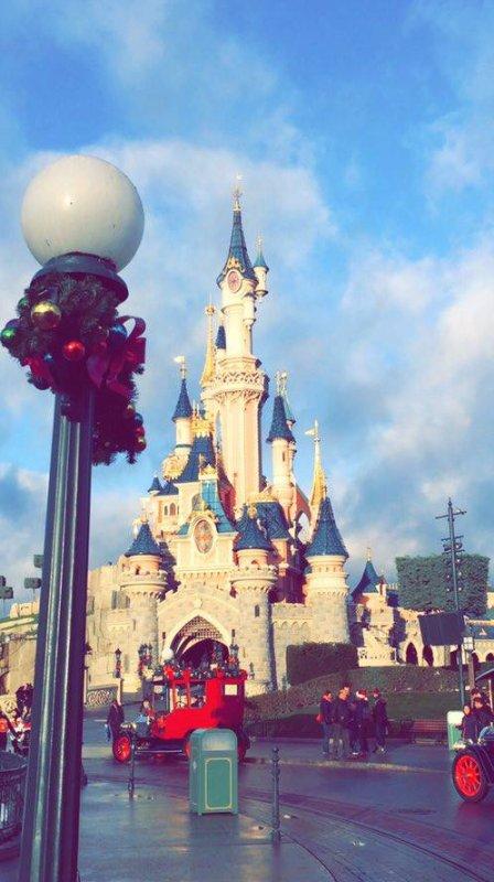 Disney ma passion, ma deuxieme maison!
