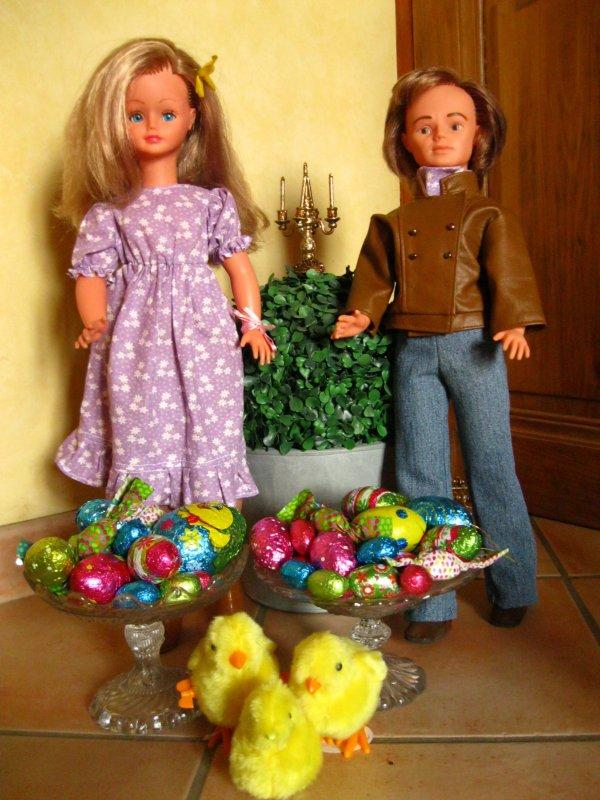 Suite du serment de Pâques ...La surprise !