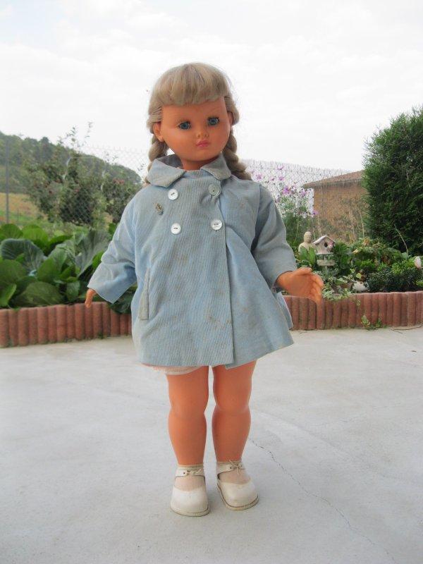 Ma grande poupée Bella !