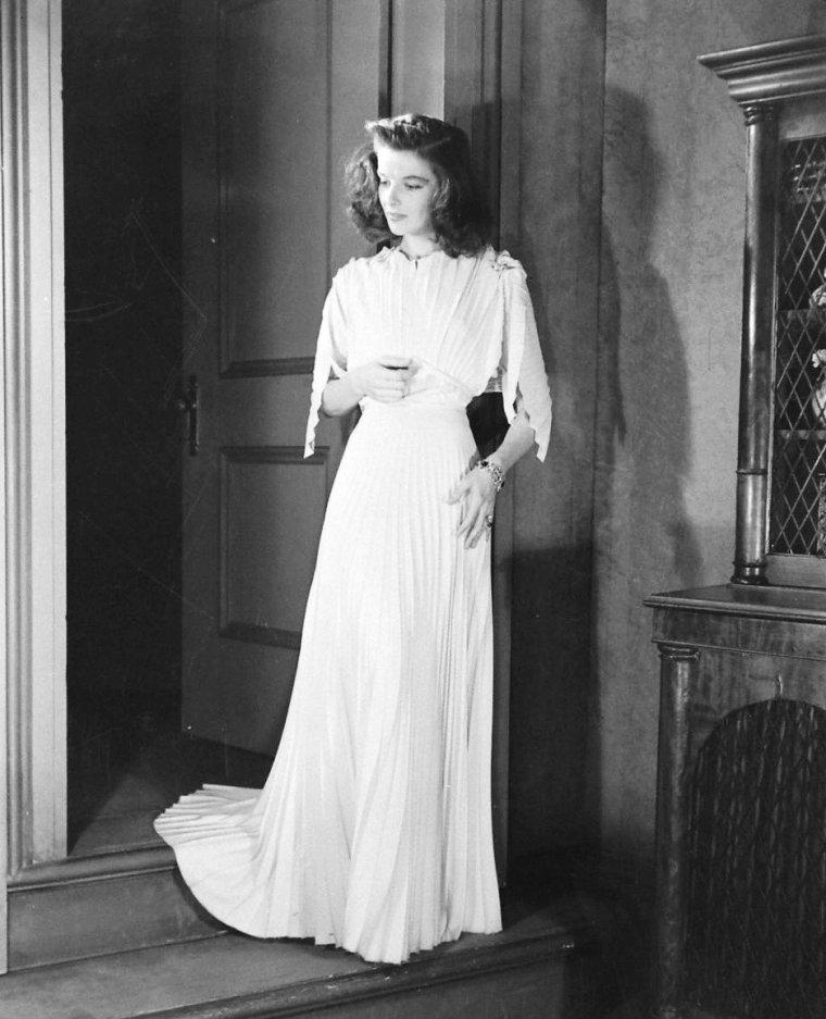 Katharine HEPBURN par Alfred EISENSTAEDT en 1939.