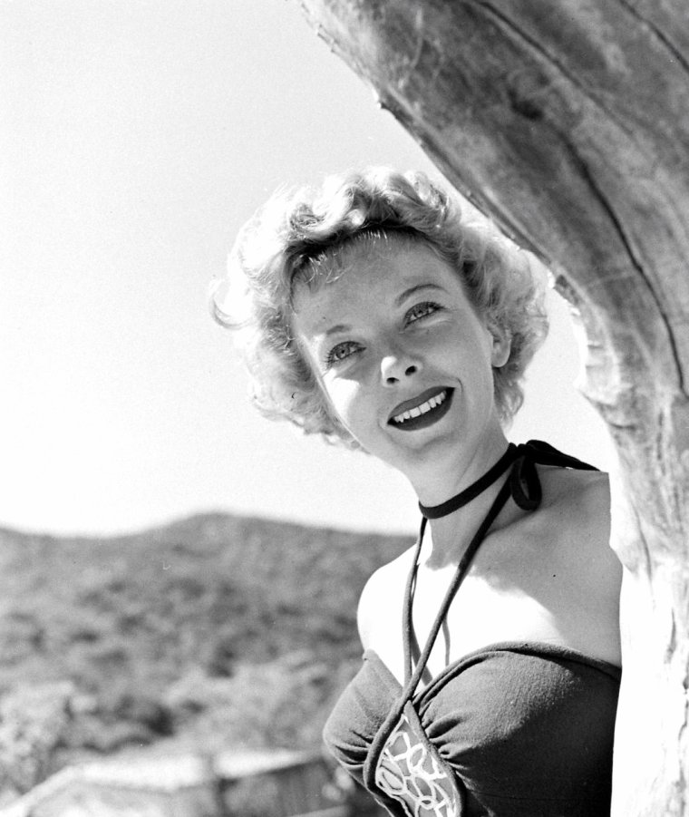 Ida LUPINO par John FLOREA en 1948.