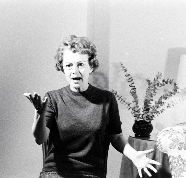 Olivia De HAVILLAND 1962 par Nina LEEN.