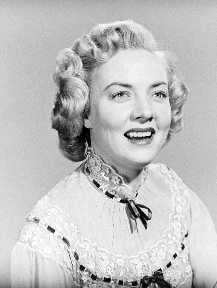 Portraits Audrey TOTTER en Février 1949 par J R EYERMAN.
