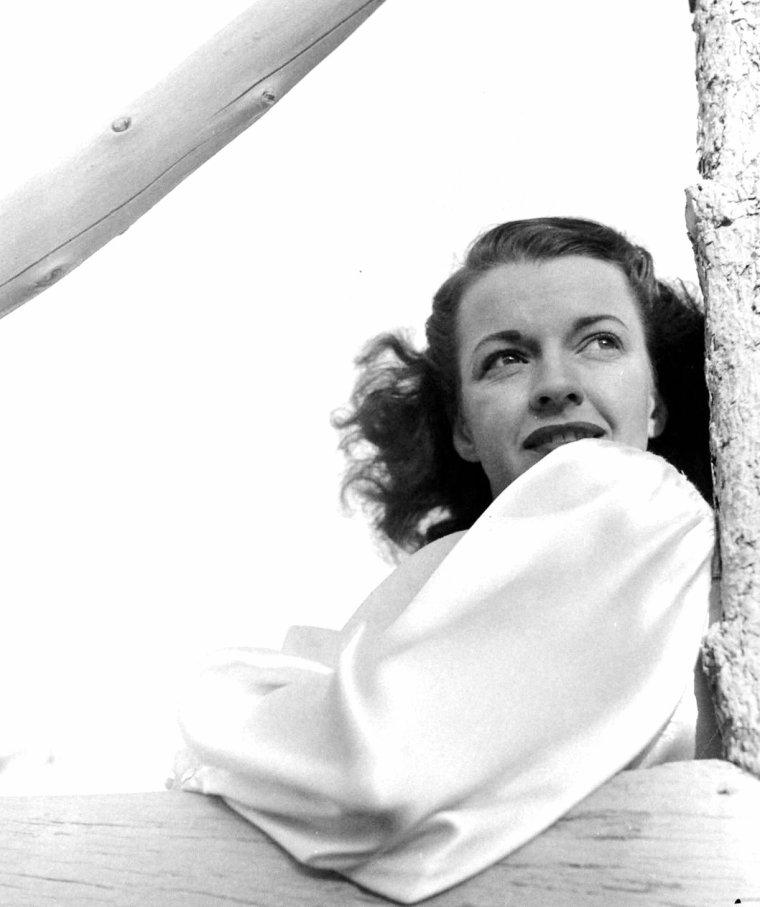 Dale EVANS, Janvier 1948 par Loomis DEAN.