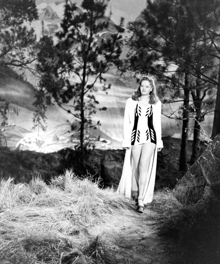 Alexis SMITH par Bob LANDRY en Mai 1942.