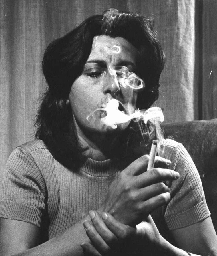 Anna MAGNANI 1949 par Gjon MILI.
