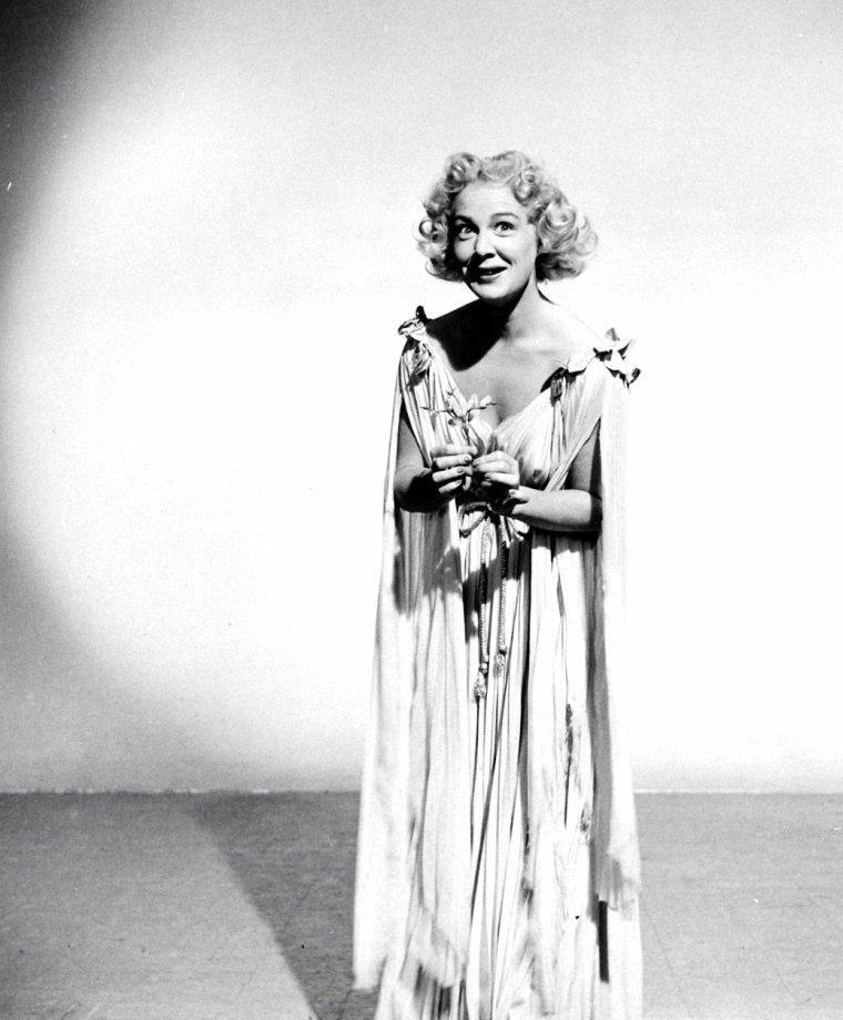 Betty HUTTON vue par Loomis DEAN en Mars 1949.