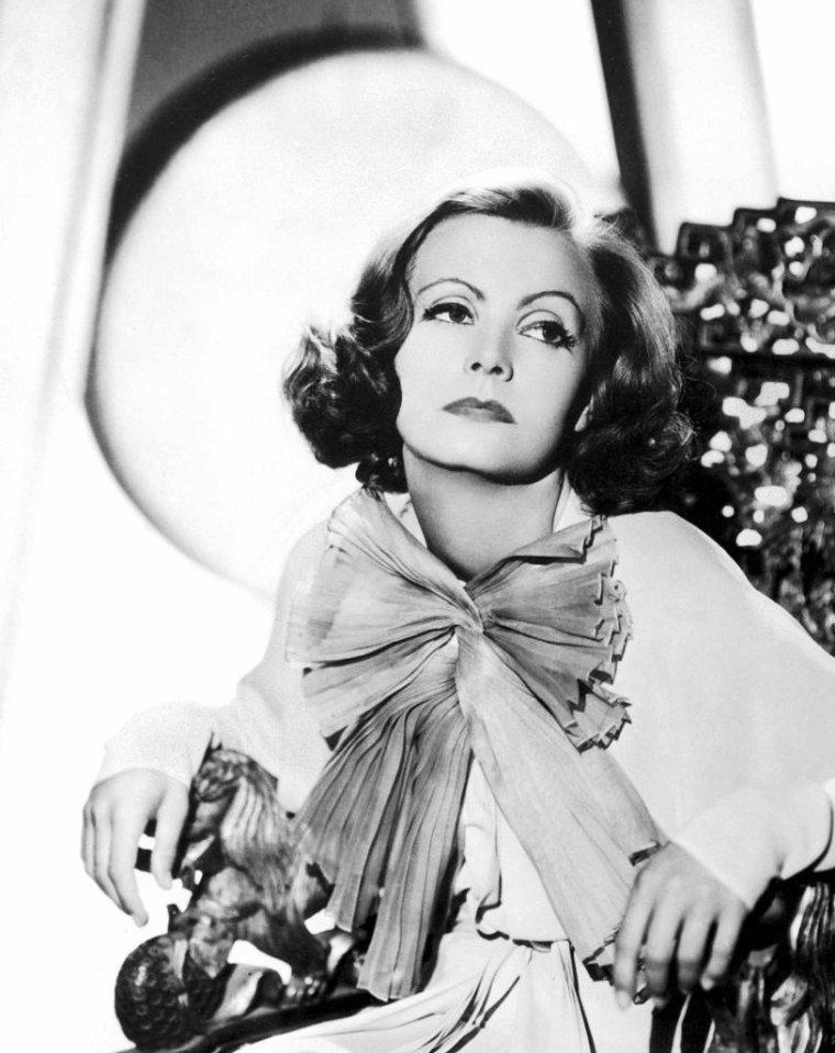 Greta GARBO Novembre 1934.