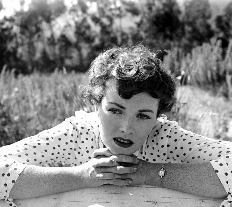 Paula RAYMOND par George SILK le 8 Août 1950.