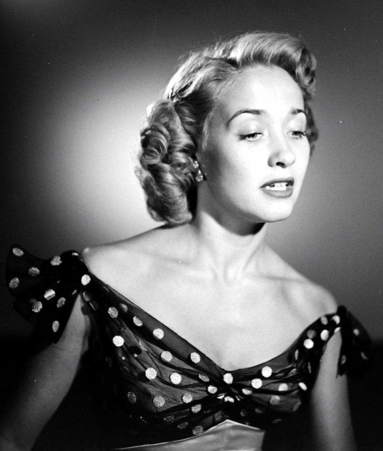 Jane POWELL le 9 Septembre 1949 par Alfred EISENSTAEDT.