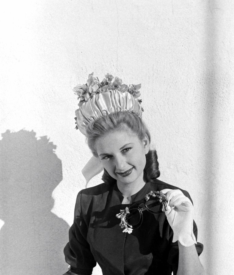 Joan LORRING par George LACKS en Novembre 1946.