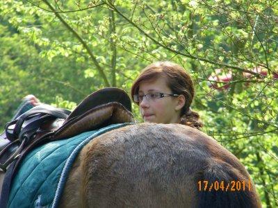 L'équitation, plus qu'un sport... Une Passion....