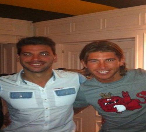 Sergio y René !!