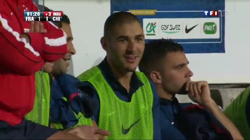 Match Nul Pour La France !!!!
