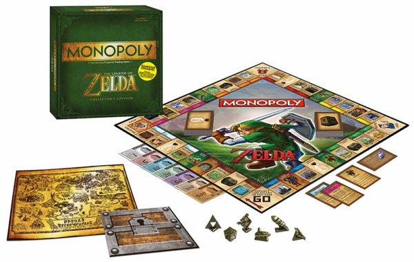 Zelda en Monopoly