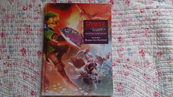Collection Zelda : Hyrule Warriors official game guide !