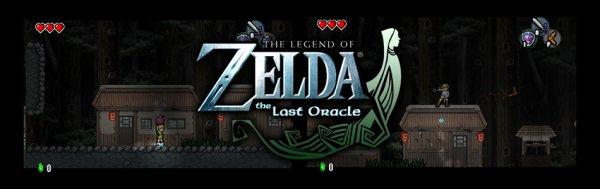 The legend of Zelda : the last Oracle