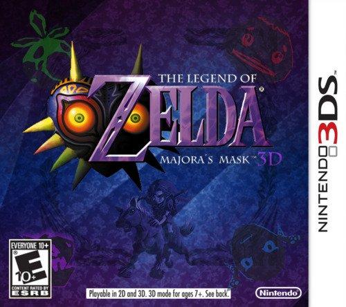 News : Zelda Majora's Mask et DLC de Mario Kart 8