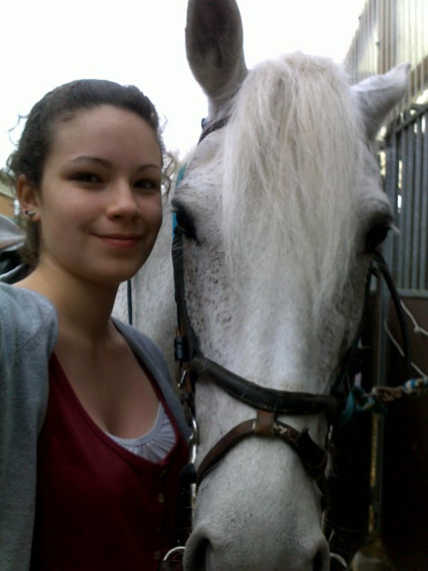 KILLY, mon chochou de dressage ♥