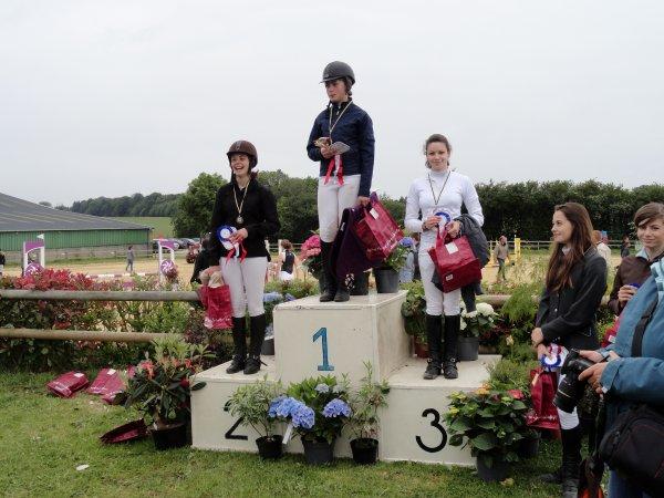 Championnat départemental DP3 avec Parco Mora ♥