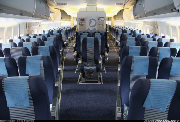 Int rieur f hjac corsairfly for Interieur 747 air france