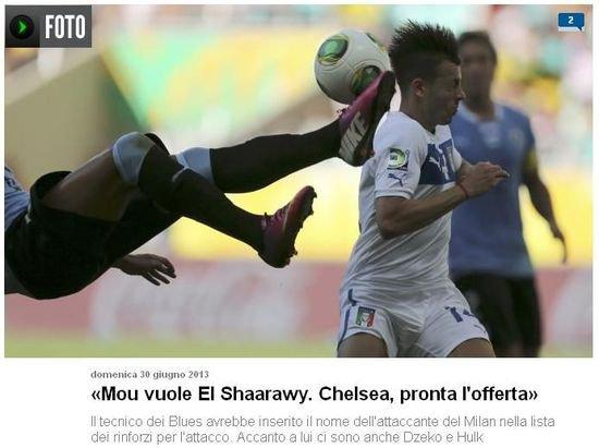 Eksponerte Chelsea har lyst Chaaraoui