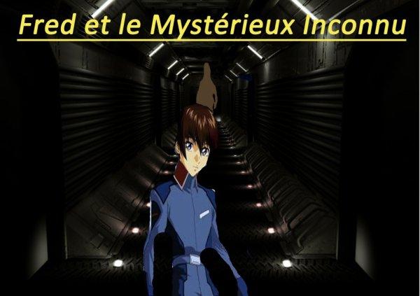 """Extrait de Mon Roman Policier """"Fred et le mystérieux inconnu"""""""