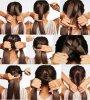Tuto coiffure n°1 / Tresse épi de blé 🌸