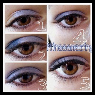 Tuto makeup N°1