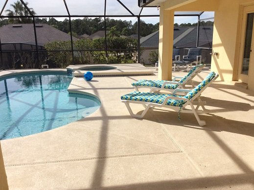Enjoy your vacation in Florida Holiday Homes Kissimmee