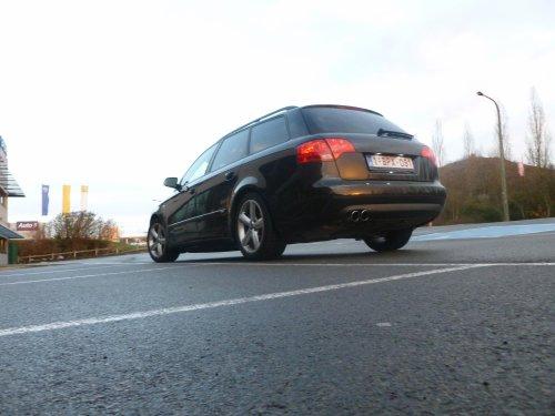 Audi A4 B7 S-line Avant