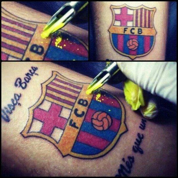 Ce tatouage pour la vie <3