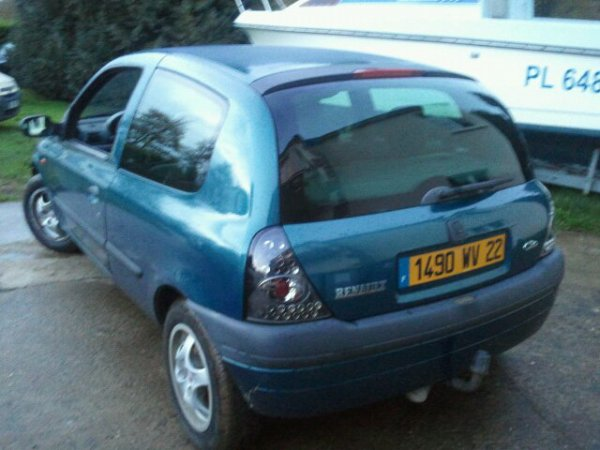 projet Clio2 phase1