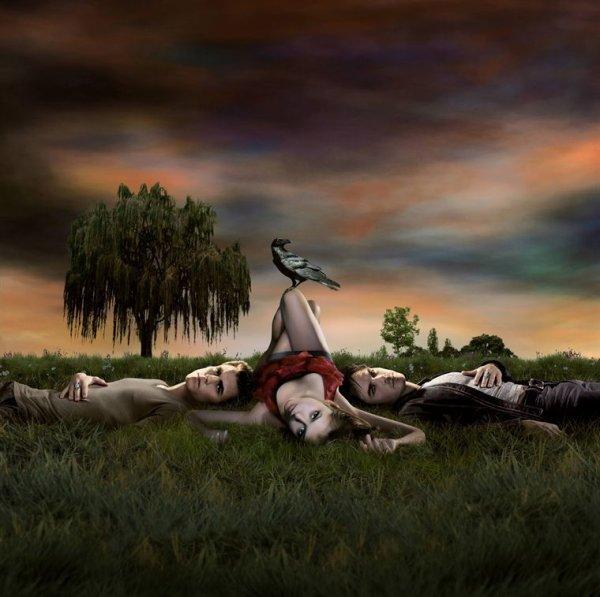 the vampire diaries...