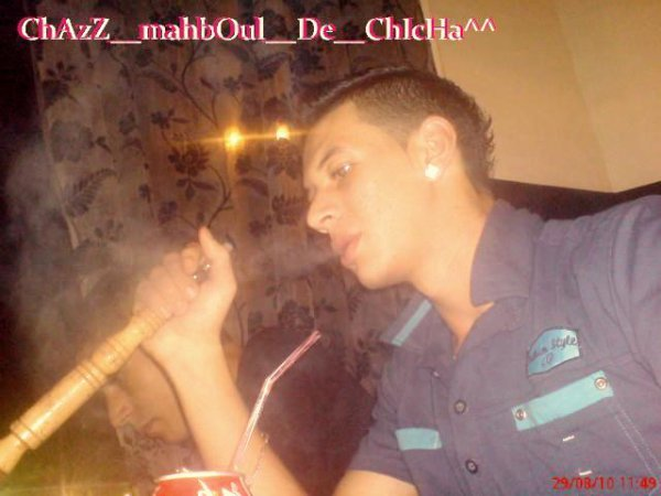 ★ ★ ★ ★ en mOd c moi chAzZ_mahbOul avc le ChiCha ★ ★ ★ ★